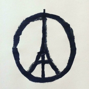 Praying for paris